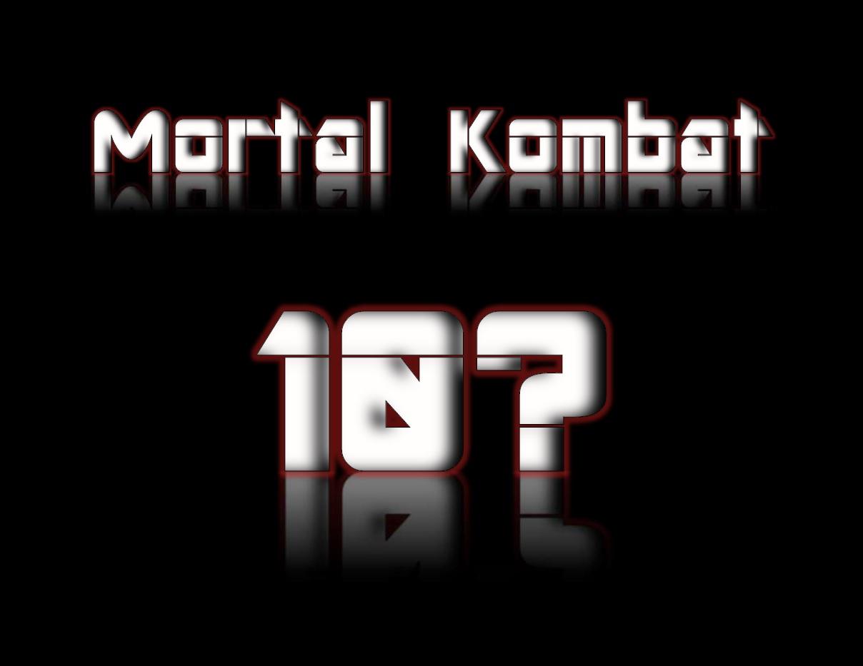 Sonic Mercury,sonic mercury gaming news, Mortal Kombat 10?