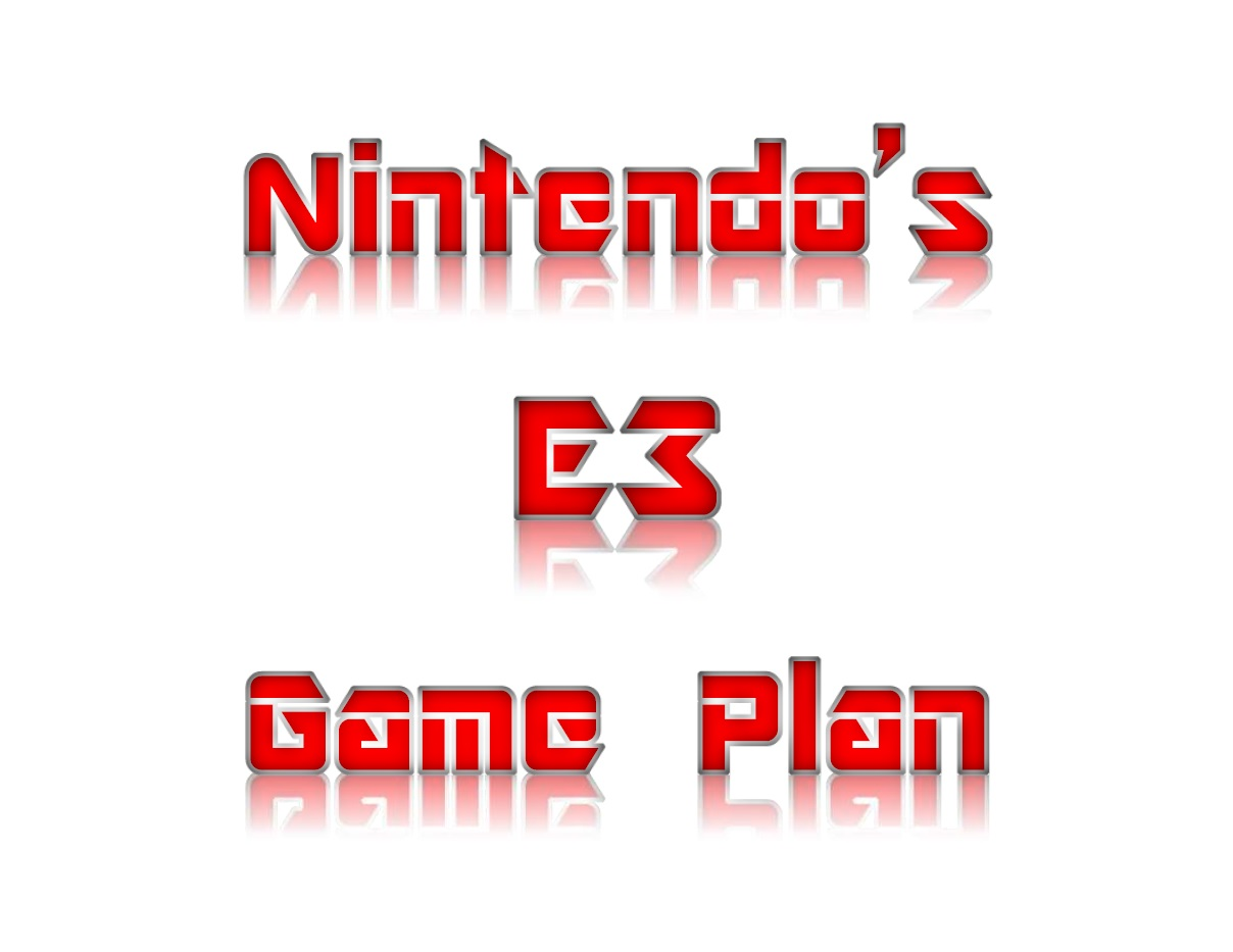 nintendo,e3,video games,sonic mercury