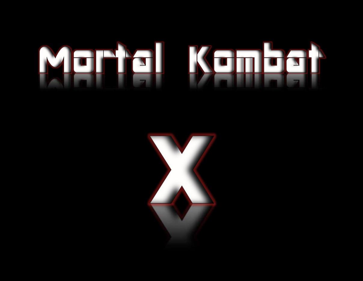 Sonic Mercury Mortal Kombat X,Mortal Kombat X