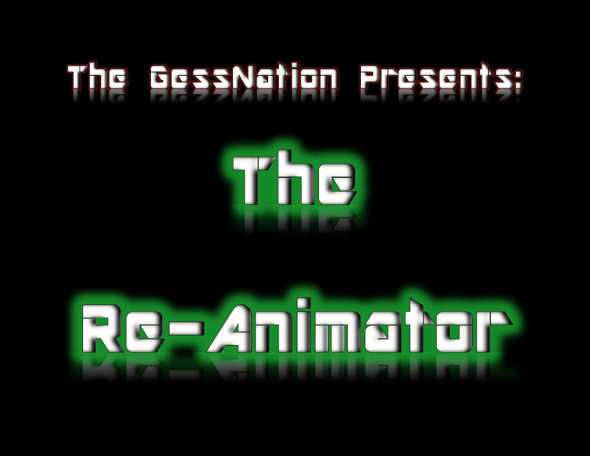 SonicMercury.com,TheGessNation 13 Days of Halloween The Re-Animator