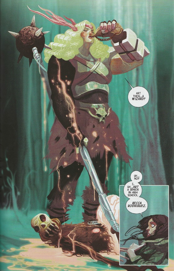Weirdworld comic review, Sonicmercury.com