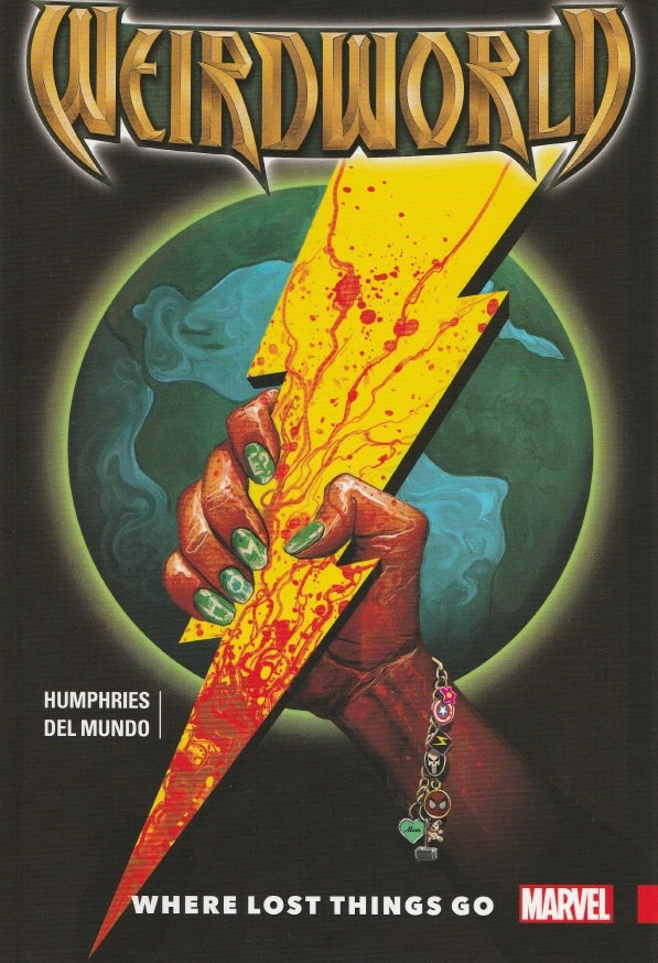 Sonic Mercury a review of Weirdworld