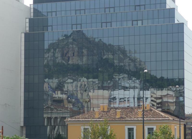 Eye on Athens Architecture
