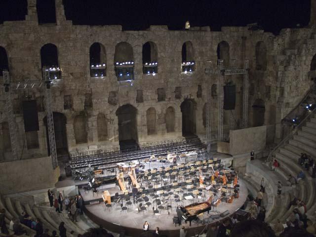 Athens Festival: June performances under the Acropolis