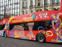 Athens hop on hop off double decker buses schedule and tickets