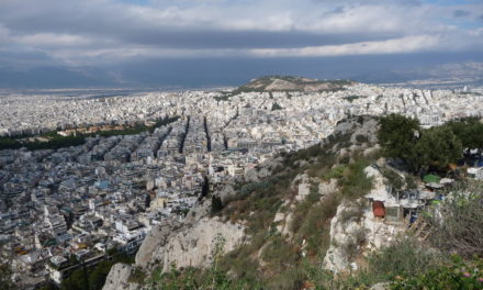 Hills of Athens: Where the wolves once roamed