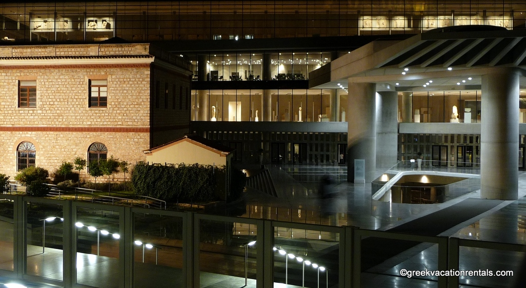 Music at the Acropolis Museum