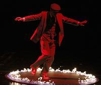 Aman Amen Musical theater rembetika Athens Greece