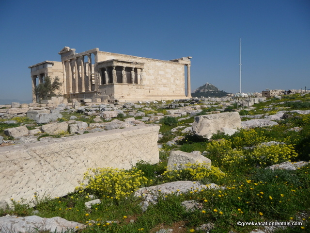 Free days for museum & site admission in Greece