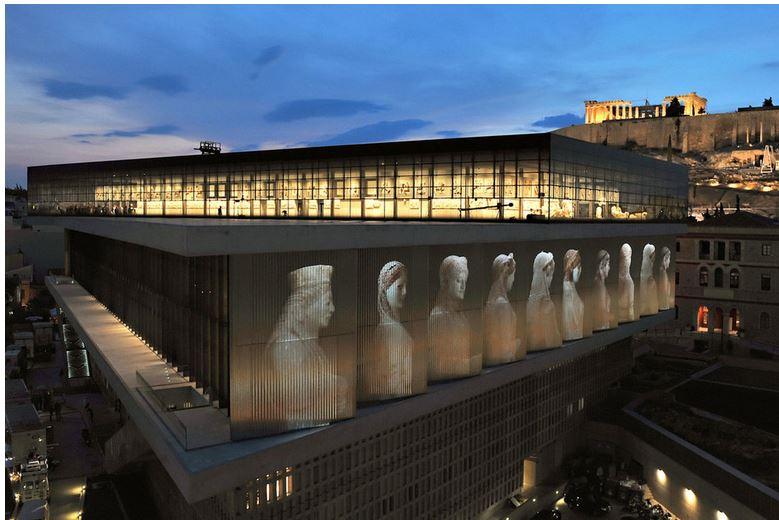 Free admission to Acropolis Museum