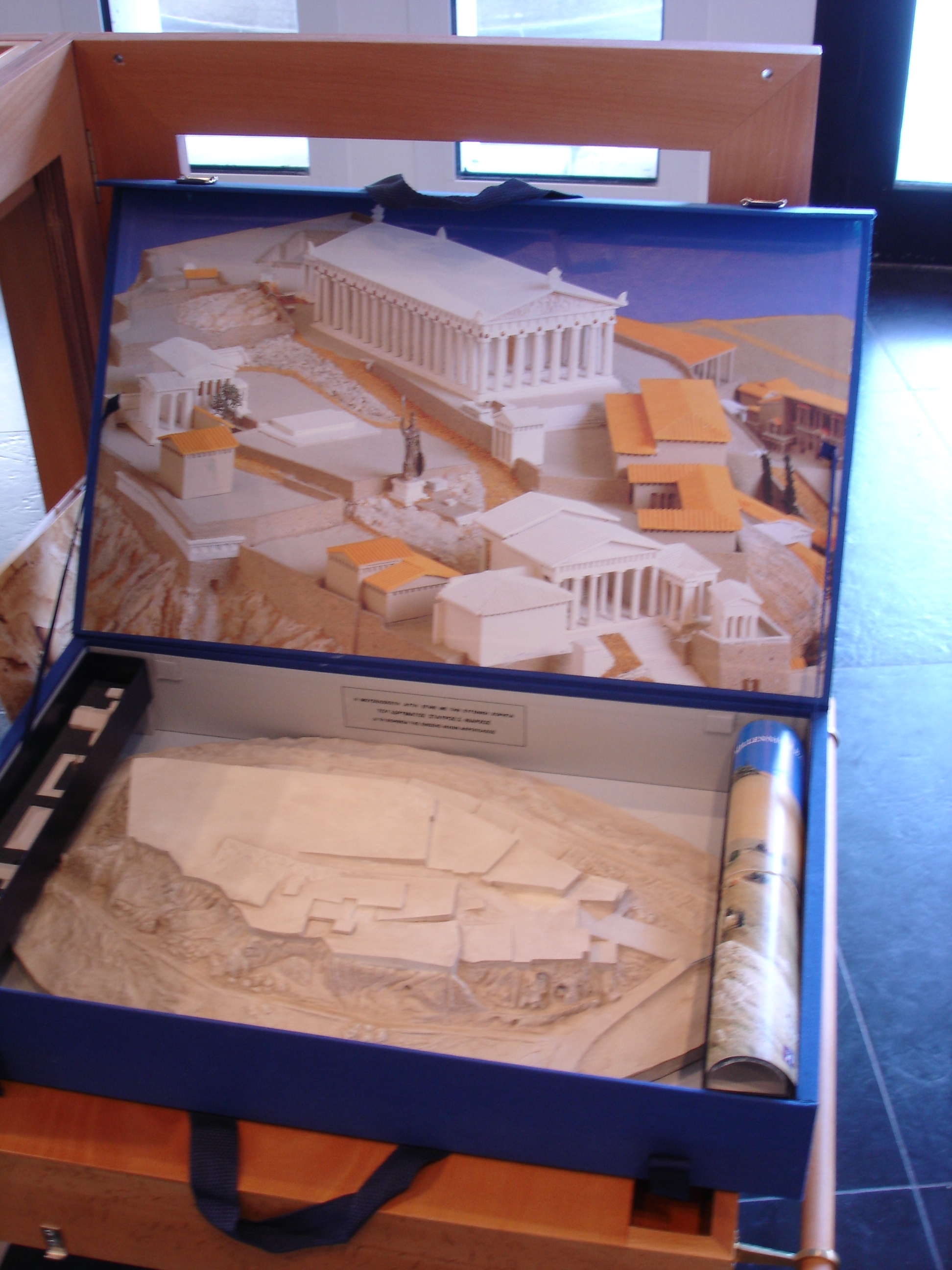 Acropolis and Acropolis Museum hours … Spring  Summer 2013