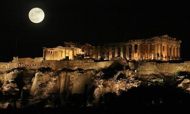 August full moon activities in Athens (& beyond)