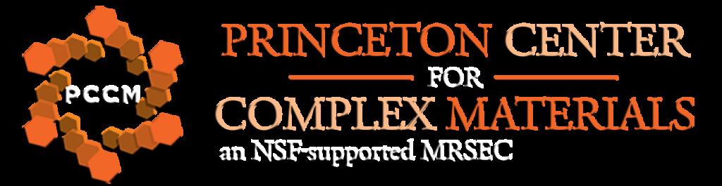 Princeton Center for Complex Materials Logo