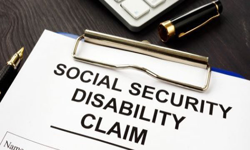 social security disability attorney in Dallas
