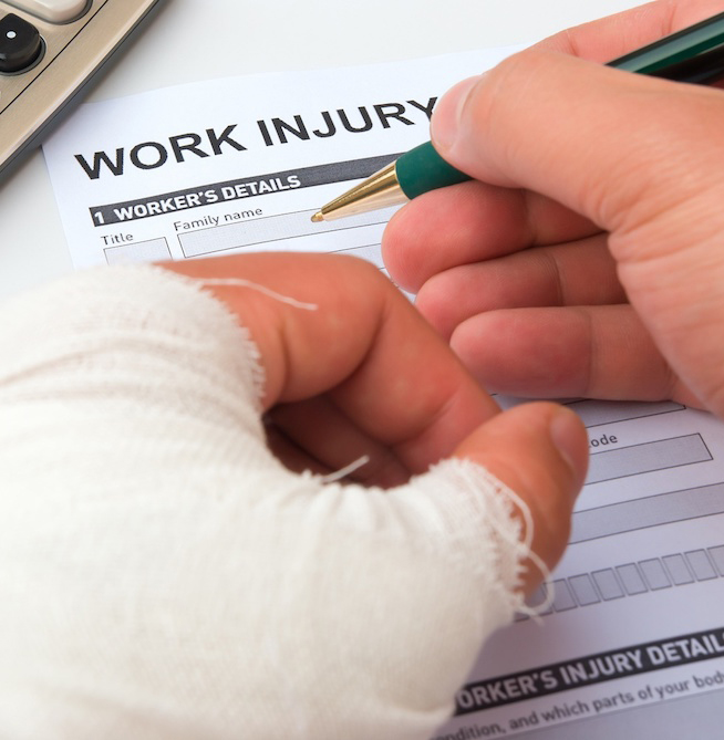 workers' compensation attorney in Dallas and fort Worth