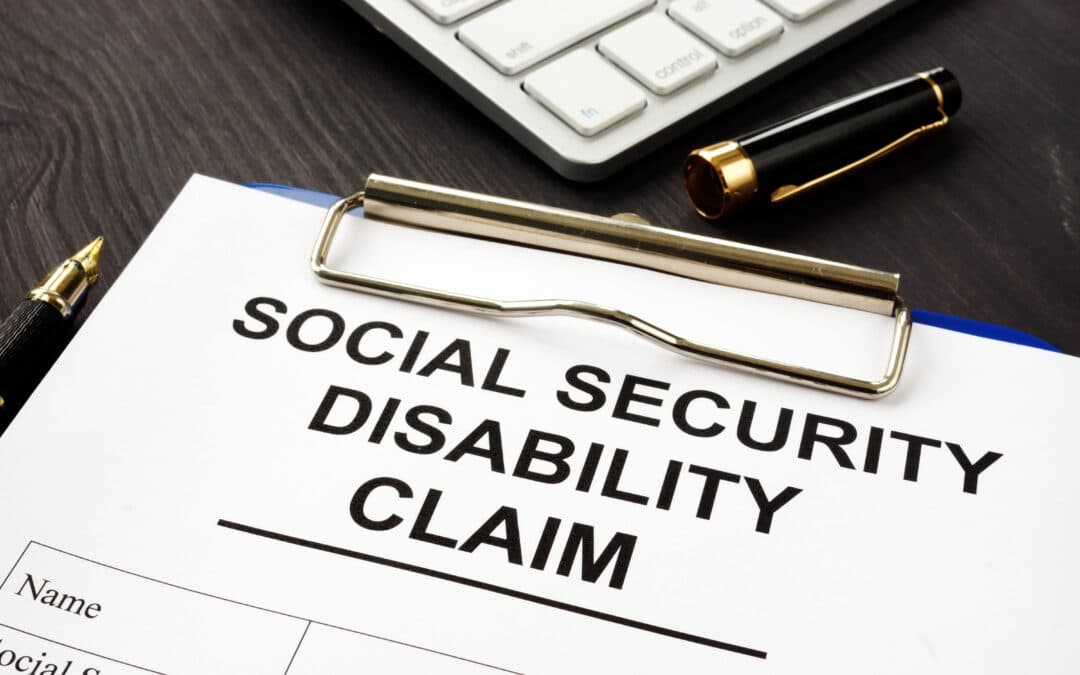 requirements for social security disability