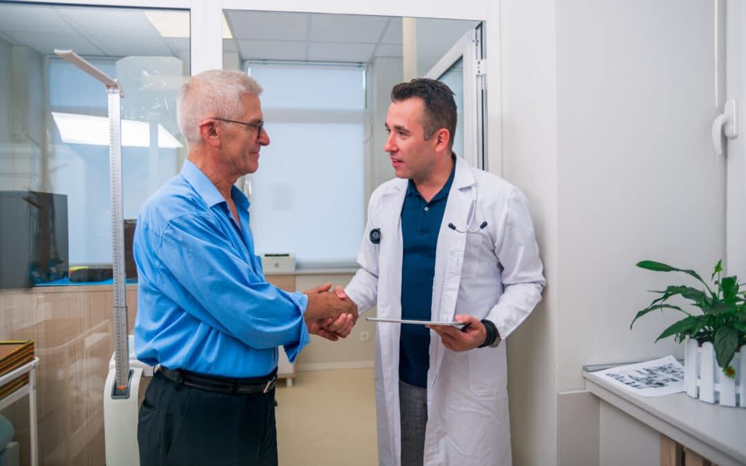 Maximum medical improvement is not based on ODG