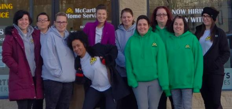 McCarthy's Home Services Continues Supporting Cancer Patients