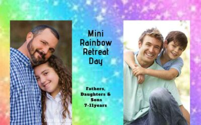 Mini Rainbow Retreat – Father and Child
