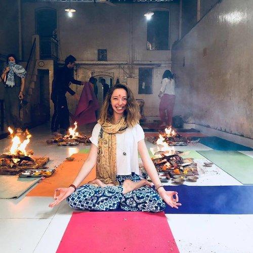 Ayama Yoga – Jess