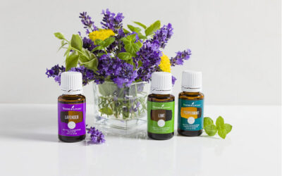 Essential Oil Hologram Workshop
