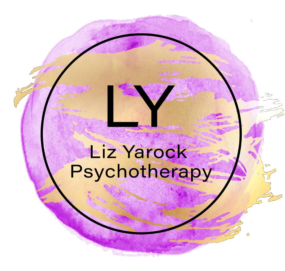 Liz Yarock_Liz Yarock Psychotherapy Website Logo