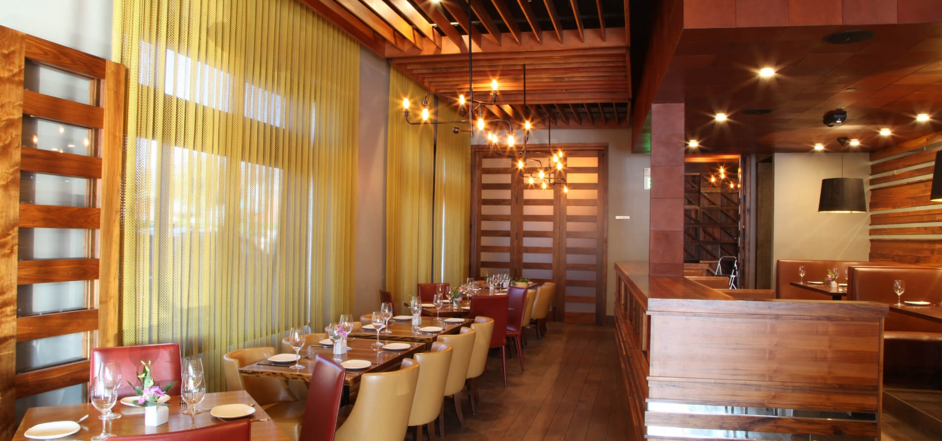 home page: Private Dining