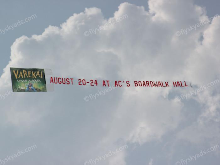 New York Sky Banners