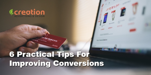 6 tips to improve conversions