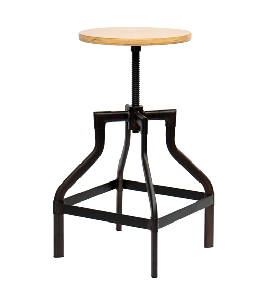 Edison Screw Top Stool (CM0768)