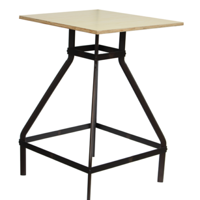 Edison High Top Table