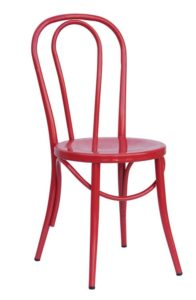Bistro Dining Chair: Red (2400602)