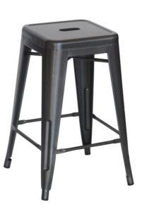 Charcoal Handle 29″ Bar Stool (2431204)