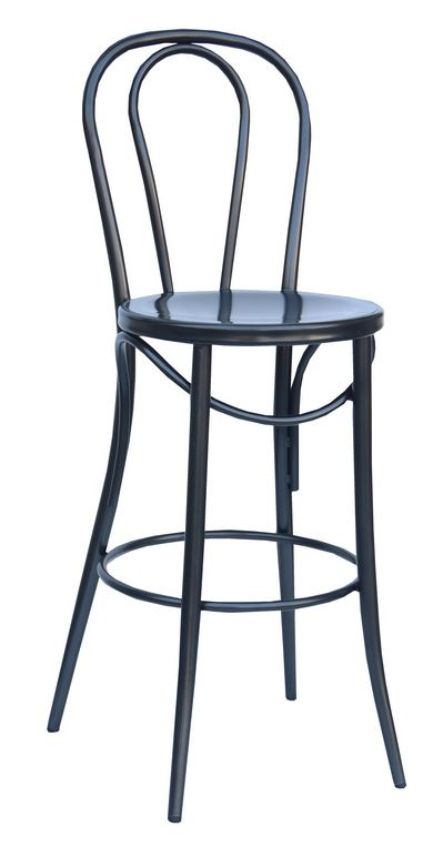 Bistro 29″ Stool: Charcoal (2431502)