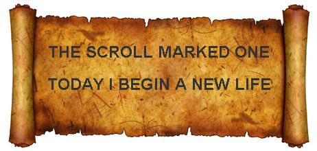 Week 3 ~ The Scroll Marked 1
