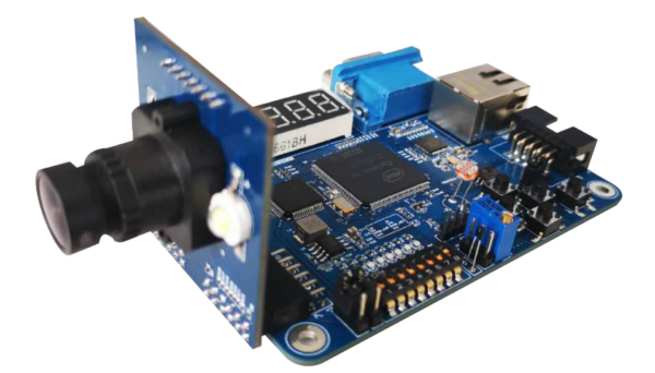 5640 camera module with PCIE Interface Connected to FPGA Board