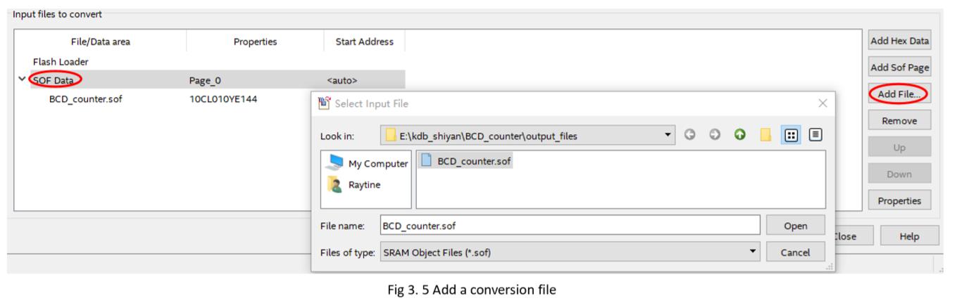Add a conversion file