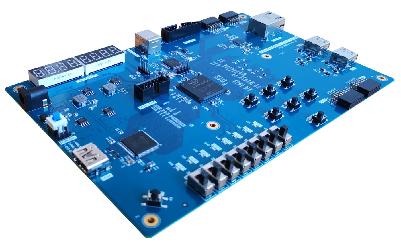 Altera RISC-V SoC AI FII-PRA040 FPGA development Board