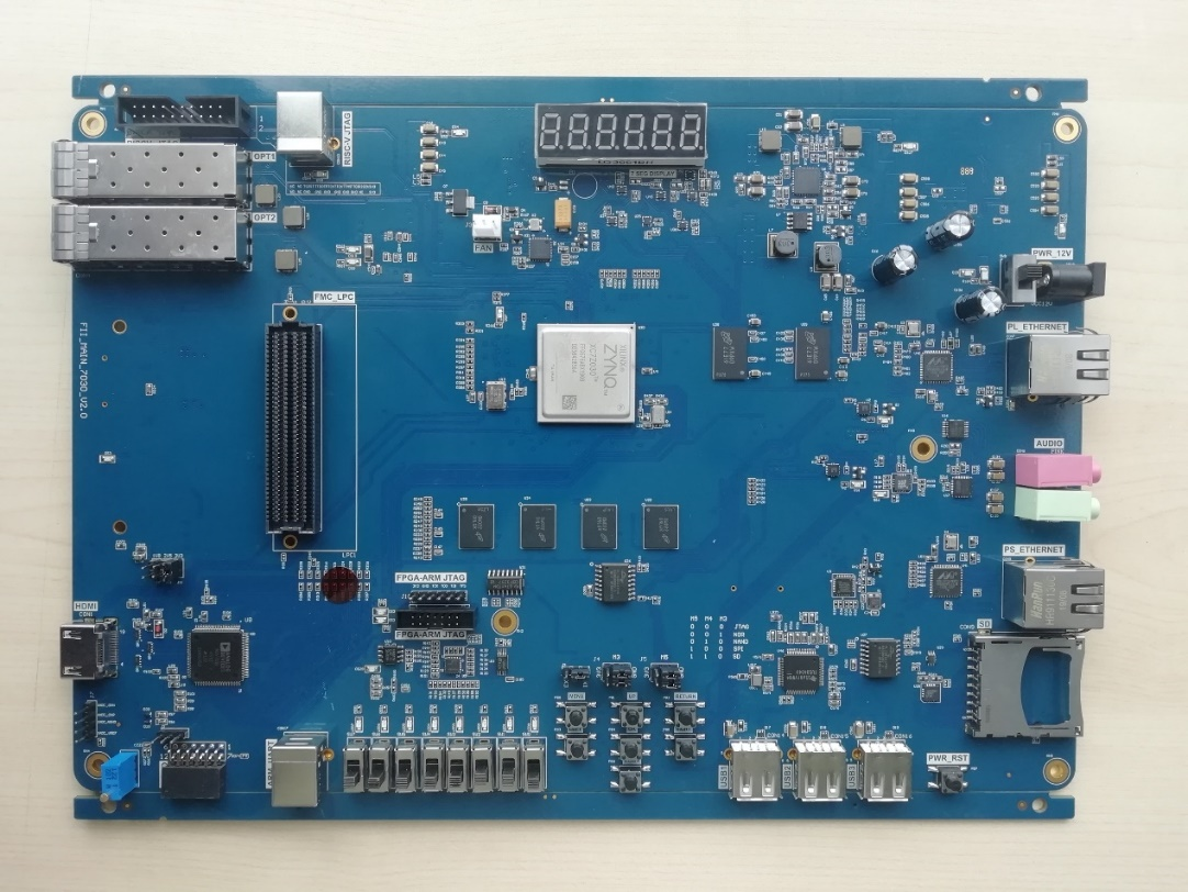 FII-PE7030 - xc7z030 ZYNQ EVB Board