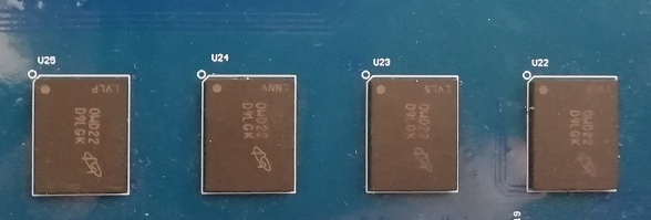 Physical Picture of DDR3