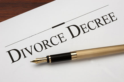 RHF Legal Divorce