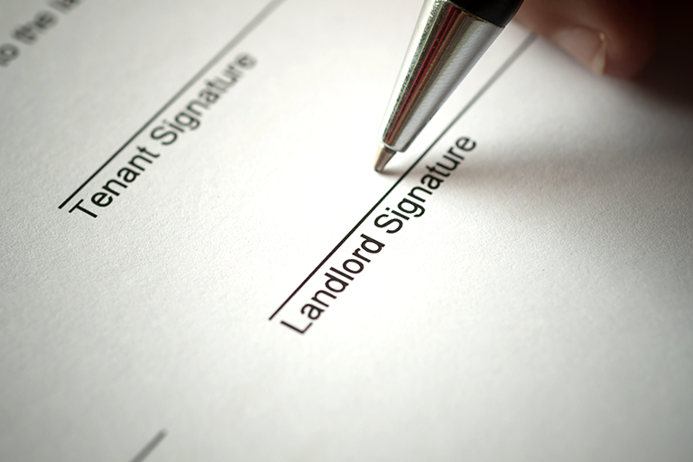 RHF Legal Landlord's Rights