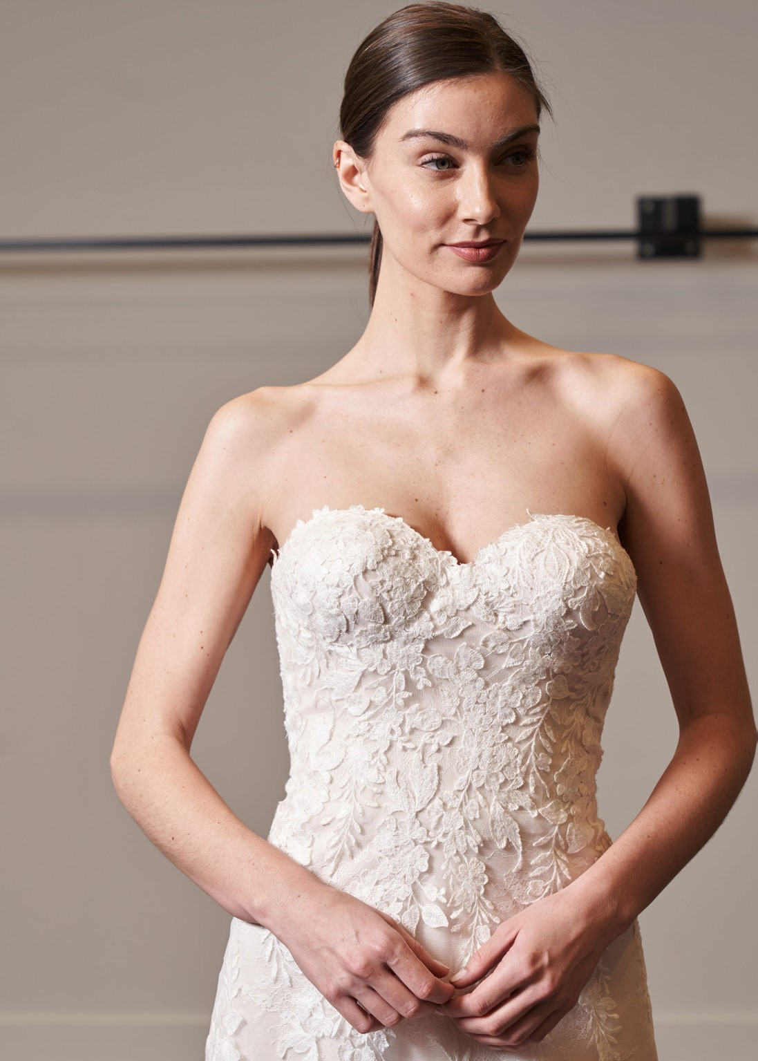 MEGHAN with lined bodice