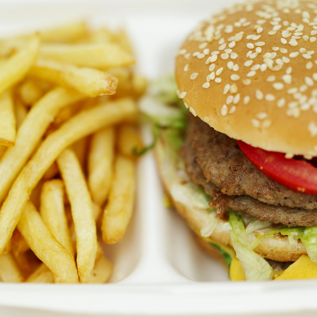 Healthy(er) Fast Food Eating Guide