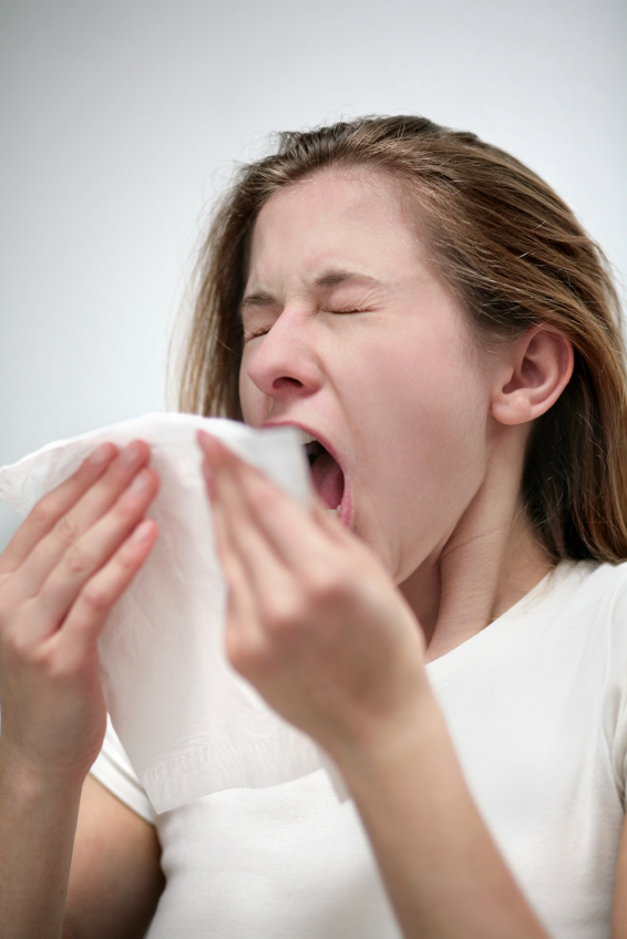 """13 Tips to Combat Colds and Flu the """"Natural"""" Way"""