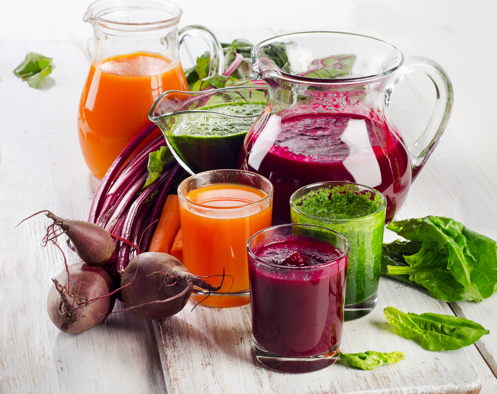 Smoothies are a great snack during a detox and can be part of a lifestyle change