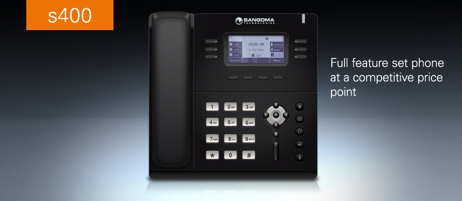 Sangoma 400 business phone from OOS