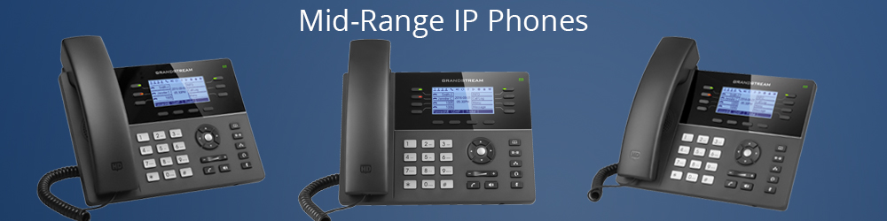 Grandstream business phone systems from OOS