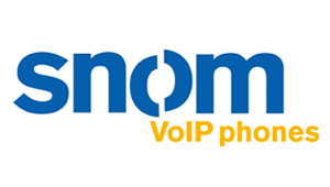 VoIP telephone systems by Snom