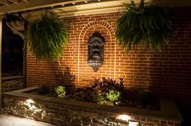 Tender Care Lawn Services | Landscape Lighting Accent Lights